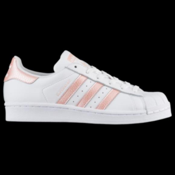 efb29bf7 adidas Shoes | Girls Superstar Originals | Poshmark